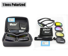 Polarized Light Adjusting Outdoor Sunglasses - Vici Tempus