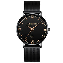 DENGQIN 821 Luxury Leather Watch - Vici Tempus