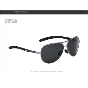 VEITHDIA Polarized Luxury Sunglasses - Vici Tempus