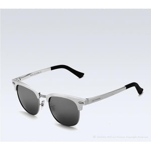 VEITHDIA Retro Aluminum Polarised Vintage Sunglasses-Vici Tempus