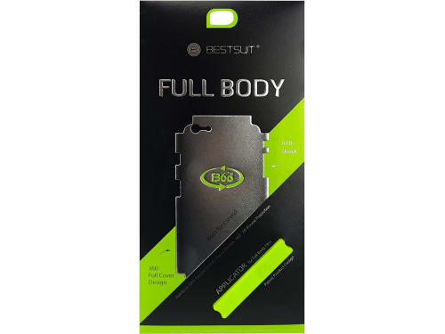 Folie Premium Bestsuit 360 Full Cover anti soc Samsung S8+