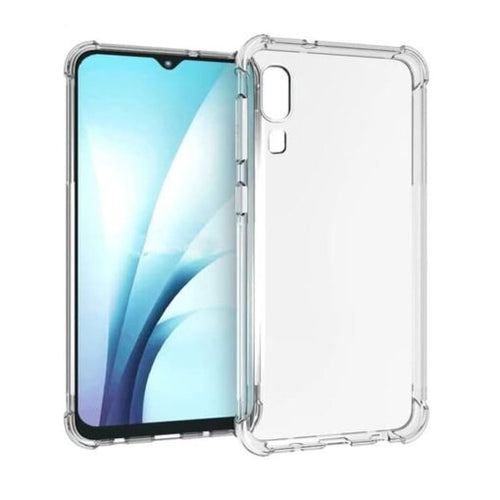 OFERTA Husa Silicon Anti-Shock + Folie Full Cover 5D Samsung A11