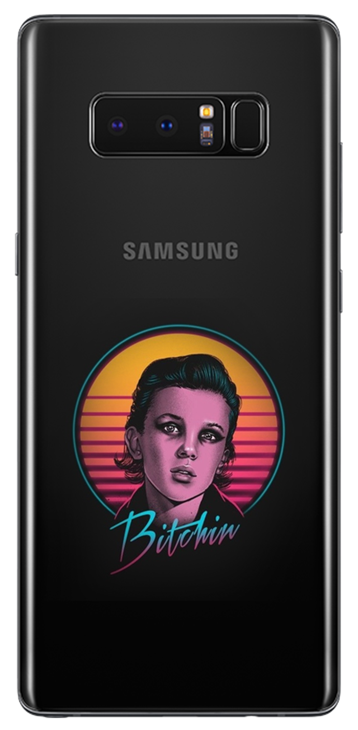Husă Stranger Things Samsung Bitchin'