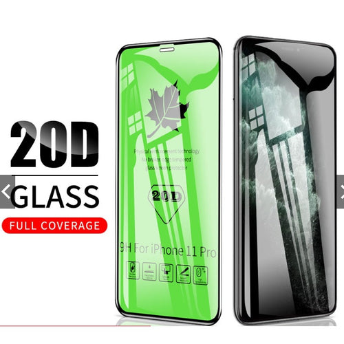 Folie Premium din sticla securizata 20D iPhone 6s