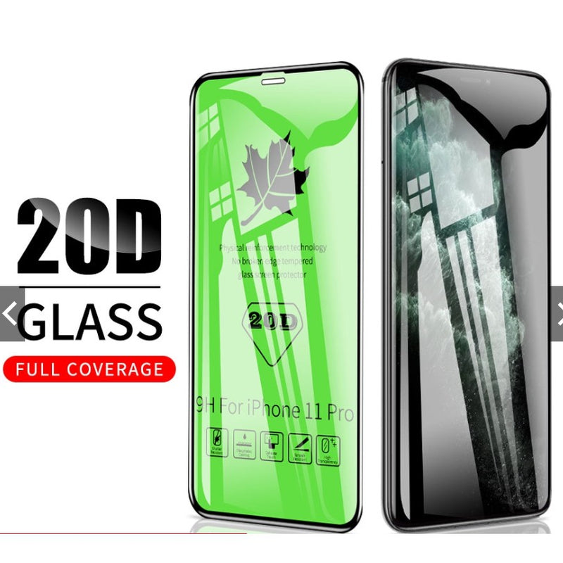 Folie Premium din sticla securizata 20D iPhone 12 Mini