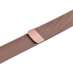 Curea Compatibilă Apple Watch Milanese Loop Magnetică (38 mm / 42 mm)