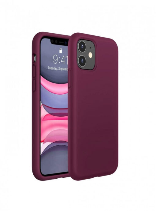 Husa de protectie TPU Silicon Soft Colorful Touch iPhone XS Max