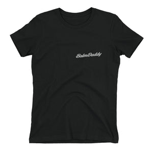 Short Sleeve Lady's T-shirt