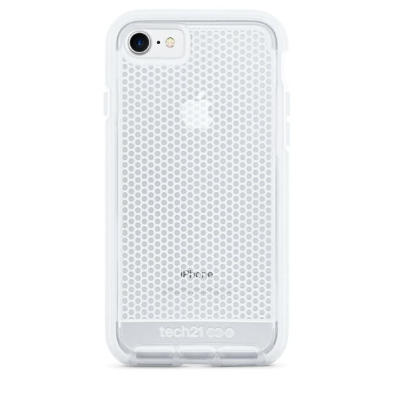 Evo Check Case tech 21 IPhone 7 - ابيض