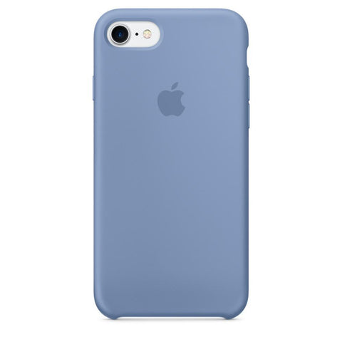 iPhone 7 Silicone Case - Azure - FIXTAG