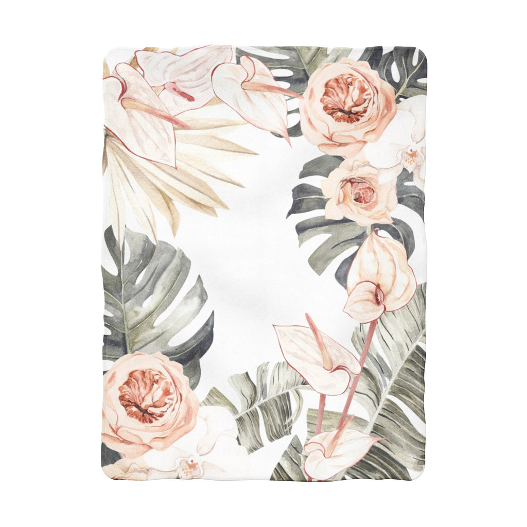 Tropical Boho Blanket - the Sugar House