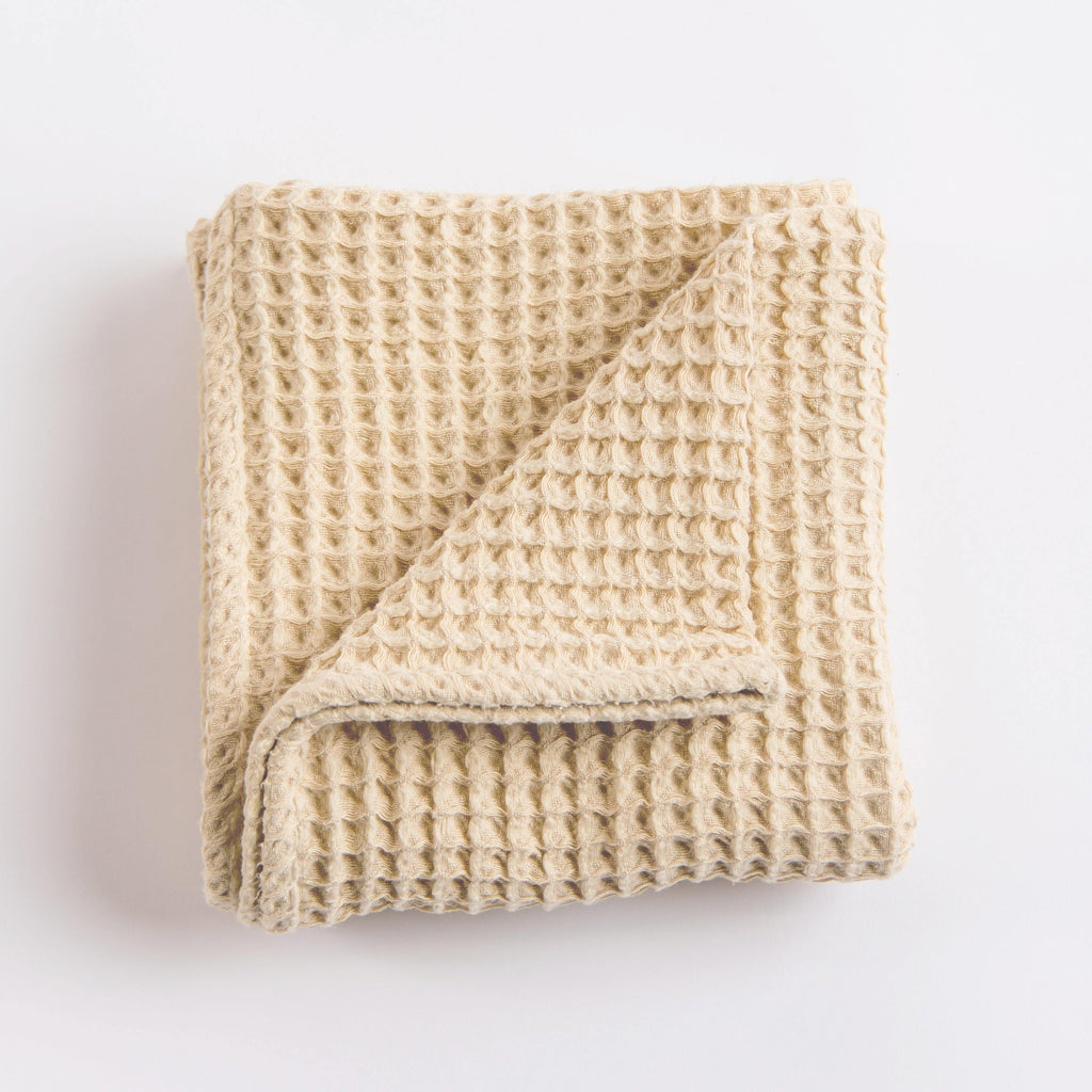 PREORDER Waffle Blanket - Sand