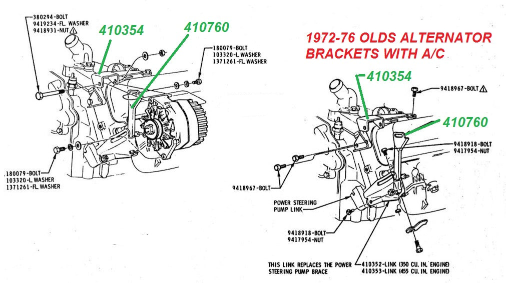 Oldsmobile V8 Engine Diagram - Wiring Diagrams Dash
