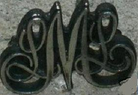 ROOF EMBLEM (LML) 72-5 LEMANS(LML} EACH USED