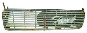 FRONT GRILL OUTER LH 69 TOROUSED