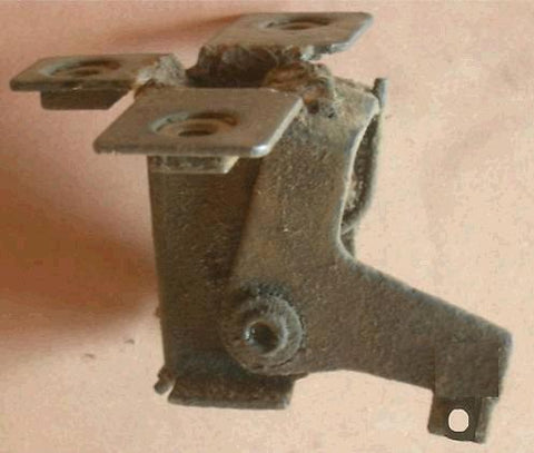 HOOD LATCH ,USED,ON RAD SUPPORT 68 69 OLDS