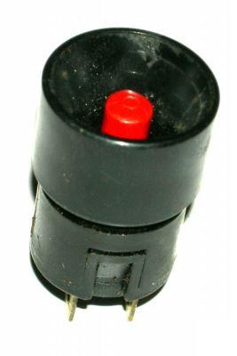 POWER TRUNK SWITCH, RED, ELECTRICAL, PUSH ON  70-2