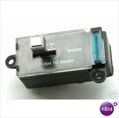 WIPER SWITCH 78-81 GP LE GA NO DELAY USED