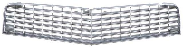FRONT GRILLE ,UPPER NEW 80 81 BERLINETTA