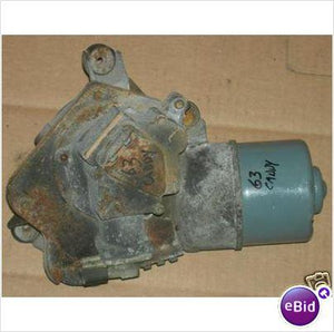 WIPER MOTOR  2SPEED LESS PUMP ROUND USED