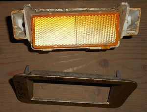 FRONT MARKER LIGHT ASSEMBLY, LEFT SIDE, USED, EA