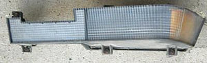 PARK LIGHT ASSEMBLY, LH, 73 LS ECT ESTATE WAGON, USED, EACH