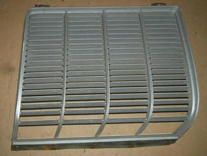 "FRONT GRILL, LH, ""S"" MODELS, USED"