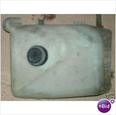 RADIATOR OVERFLOW TANK 78-87ELMA ED 78-80CUT USED