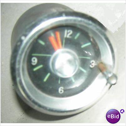DASH CLOCK, 61-2 IM BA BI, USED