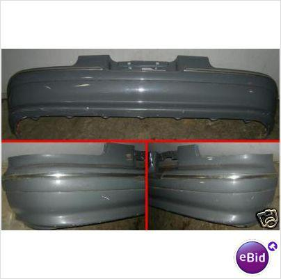 REAR BUMPER COVER, 91-96 CP 94-6 IM, USED, RUBBER