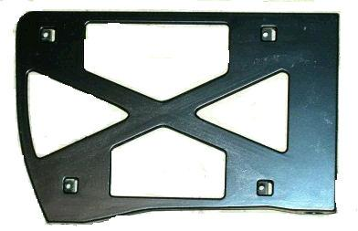 HEADLIGHT COVER FRAME, RH, 67-8 CA, w/RALLY SPORT, REPRO