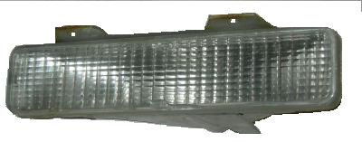 PARK LIGHT ASSEMBLY, RIGHT, USED, 80-85 DELTA ,80-84 OLDS 98
