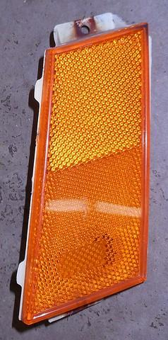 FENDER SIDE OR MARKER LIGHT, LEFT, USED