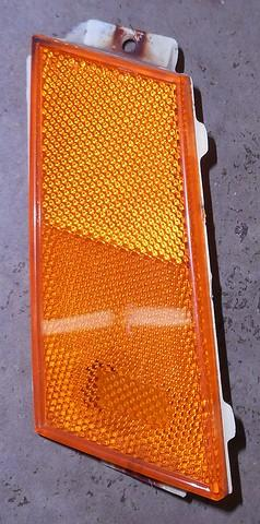 FENDER SIDE OR MARKER LIGHT, RIGHT, USED