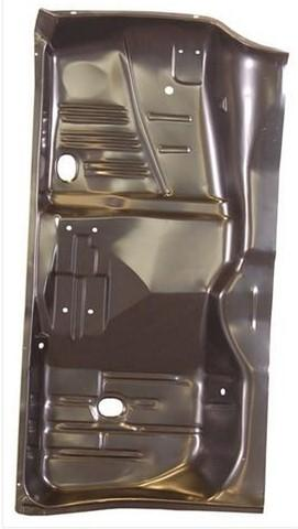 FLOOR PAN ,HALF, LEFT SIDE, NEW 61-64 IMPALA