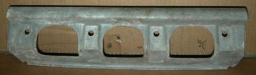 TAIL LIGHT RETAINER BRACKET, USED, 67 LEMANS TEMPEST