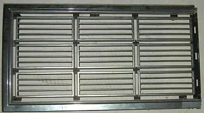 FRONT GRILL, RH, 83 DELTA 88, USED