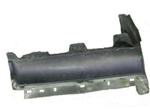 FRONT BUMPER FILLER LH, RUBBER USED