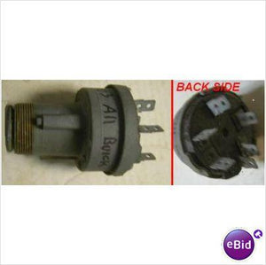 IGNITION SWITCH, 63 ALL BUICK, USED