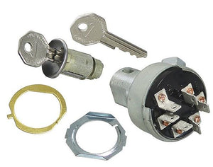 IGNITION SWITCH, & KEYS, NEW, 66-67 GTO