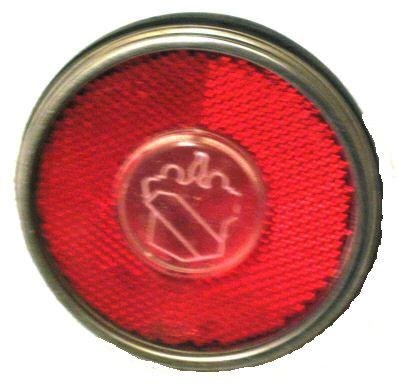 REAR MARKER LIGHT, 69-70 ELECTRA, LH RH, RED,  USED
