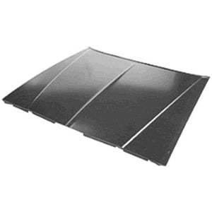 HOOD PANEL, FLAT, NEW, STEEL 81-88 MONTE CARLO