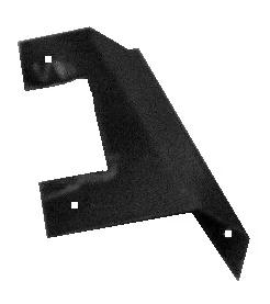 AC DRIER BRACKET ,CENTER, TO CONDENSER 69 CHEVELLE