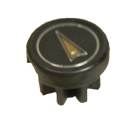 SHIFTER KNOB BUTTON ,W/ARROW ,USED 71-77 PONTIAC