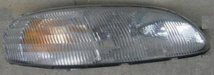 HEADLIGHT ASSEMBLY, LH, 95-99 MC LU, USED