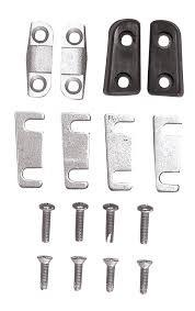 DOOR ALIGNMENT WEDGE KIT, NEW, 64-67 A-body, Nova 67-69 CAM FB