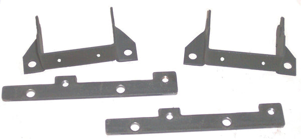 ENGINE MOUNT KIT, PUTS 64-9 PONTIAC MOTOR INTO 70-81 CARS