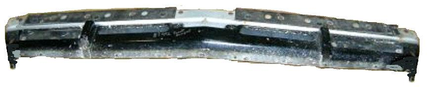 FRONT BUMPER ,CHROME USED 81-88 CUTLASS 442