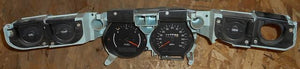 DASH CLUSTER ,ROUND ,W/LIGHTS USED 73-75 MONTE CARLO