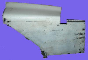 GROUND EFFECT, RH, FENDER, 85-90 TA, LOWER FRONT OF FENDER, 301548, USED